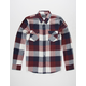 COASTAL Pinnacle Mens Flannel Shirt