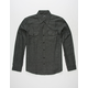 COASTAL North Star Mens Flannel Shirt