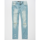 RUSTIC DIME Yoshi Mens Tapered Jeans