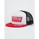 VOLCOM Bad Brad Cheese Boys Trucker Hat