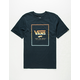 VANS Print Box Boys T-Shirt