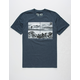 HIPPYTREE Quadrant Mens T-Shirt