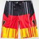 VOLCOM Annihilator Stripe Mens Boardshorts
