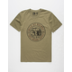 HIPPYTREE Grizzly Mens T-Shirt