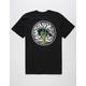 QUIKSILVER Peace Cave Mens T-Shirt