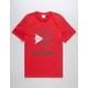 REEBOK GR Starcrest Mens T-Shirt