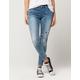 VANILLA STAR Premium Verbiage Womens Jeans