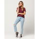 RSQ Straight Leg Ankle Womens Ripped Jeans