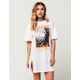 VOLCOM Lash T-Shirt Dress