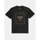 VANS Print Box Camo Boys T-Shirt