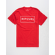 RIP CURL Cage Mens T-Shirt