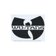 Wu-Tang Sticker