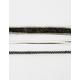 FULL TILT 3 Pack Rhinestone/Braided Headbands