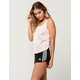 ADIDAS 3 Stripes Womens Dolphin Shorts