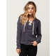FULL TILT Lace Up Womens Hoodie