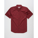 NIXON Nickel Mens Shirt