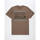HIPPYTREE Frontier Mens T-Shirt
