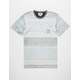 VISSLA Waterline Mens Pocket Tee