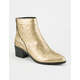 DOLCE VITA Cassius Leather Womens Booties