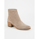 DOLCE VITA Cassius Suede Womens Booties