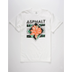 ASPHALT YACHT CLUB Diamond Lotus Mens T-Shirt
