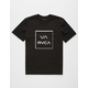 RVCA All The Colorway Boys T-Shirt