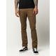 VOLCOM Vorta Slub Mens Slim Straight Jeans
