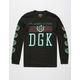 DGK Crest Mens T-Shirt