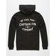 CAPTAIN FIN Run Of The Mill Mens Hoodie