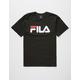 FILA Logo Mens T-Shirt