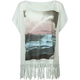 ROXY On The Shore Womens Fringe Tee