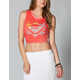 ROXY Square Peg Womens Crop Tee