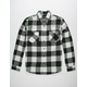 SHOUTHOUSE Traveler Mens Flannel Shirt