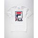 FILA Stacked Mens T-Shirt