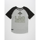 LRG Research Lines Boys T-Shirt