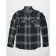 VALOR Watershed Mens Flannel Shirt