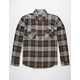 VALOR Finley Mens Flannel Shirt