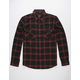 SHOUTHOUSE Frank Mens Flannel Shirt