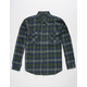 SHOUTHOUSE Marvin Mens Flannel Shirt