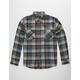 SHOUTHOUSE Rowan Mens Flannel Shirt