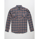 SHOUTHOUSE River Mens Flannel Shirt