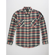 SHOUTHOUSE Gizmo Mens Flannel Shirt