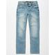 RSQ New York Boys Slim Straight Stretch Jeans
