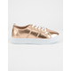 QUPID Metallic Womens Shoes
