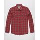 FREE NATURE Hiatus Mens Flannel Shirt