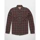 FREE NATURE Erick Mens Flannel Shirt