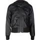 FULL TILT Zip Front Faux Leather Girls Jacket