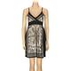 FULL TILT Paisley Womens Dress