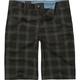 VOLCOM Frickin Plaid Mens Shorts