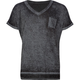 FULL TILT Burnout Girls Pocket Tee